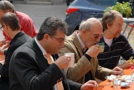 Einführung des Petershausener Kaffees