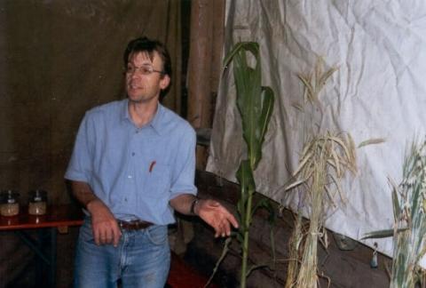 Wo das DACHAUER LAND Mehl wächst – Eine Feldbegehung in Xyger
