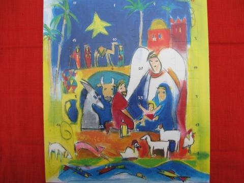 """""""Wunsch""""-Adventkalender"""