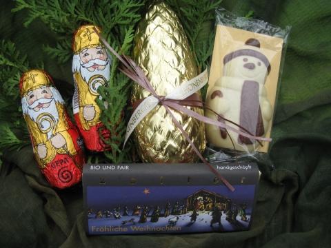 Von wahren Nikoläusen, weihnachtlichen Schokoladen und wohligen Gefühlen