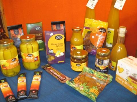 Mangovariationen mit viel Vitamin FP