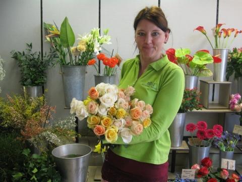 Faire Rosen – eine Selbstverständlichkeit für Blumen-Birkl