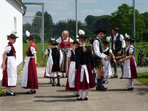 Gemeinde Petershausen veranstaltet den ersten Kinder-und Jugendtag der Vereine