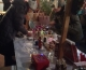 Fairkaufladen beim Christkindlmarkt der Katholischen Kirche St. Laurentius