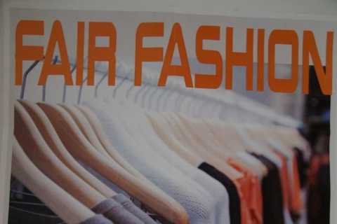 Fair Fashion im Jugendzentrum