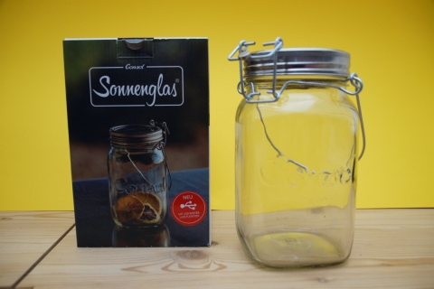 Produkt im Fokus: Das Sonnenglas aus Südafrika