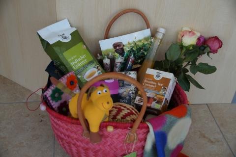 """Fair einkaufen im Ortszentrum – die """"Petershausener Fairtrade-Mall"""""""