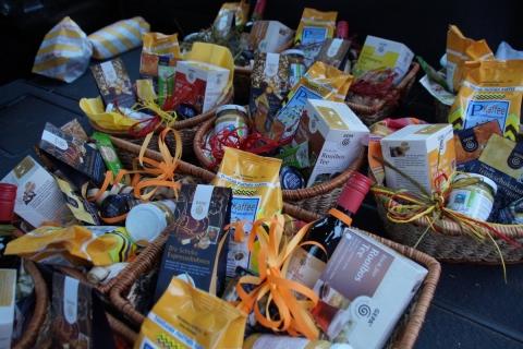 Petershausener Kaffee ist wichtiger Bestandteil der Gemeinde-Geschenkkörbe