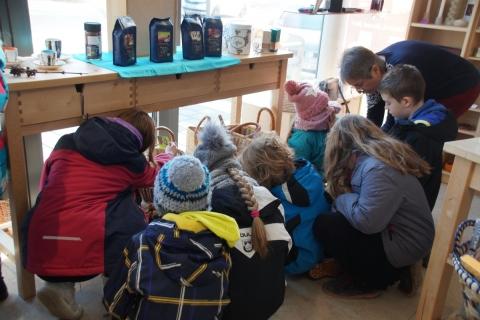 Hortgruppe besucht Fairkaufladen