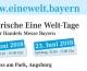Fairkaufladen bei den Bayerischen Eine Welt Tagen 2018