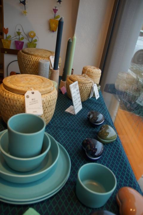 Hochwertige Keramikserie in modernem Design