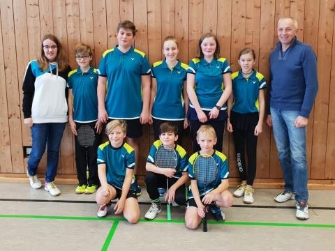 Petershausener Badminton-Turnier mit Aha-Erlebnis