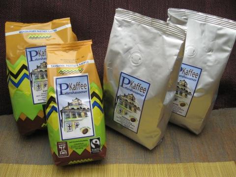 225 kg Petershausener Kaffee wurden 2018 verkauft