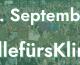 Globaler Klimastreik am 20.9. – Wir streiken mit !
