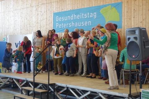 Faire Mode für alle – 1. faire und inklusive Modenschau in Petershausen