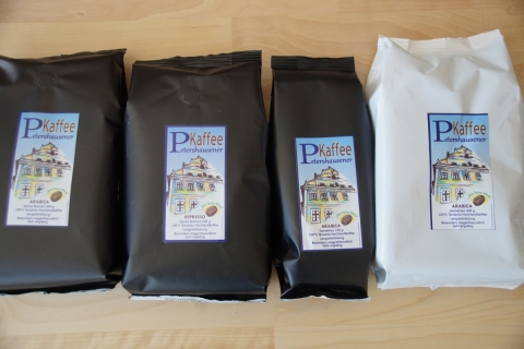 350 kg Petershausener Kaffee wurden 2019 verkauft