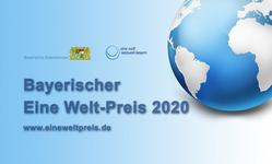"""Gewinner des """"Bayerischen Eine Welt-Preises 2020"""""""