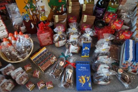 Erlesene Weihnachtsspezialitäten aus Fairem Handel