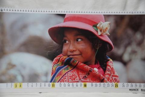 Von Kalenderblättern zu Geschenktaschen